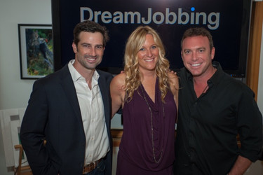 The DreamJobbing Founders