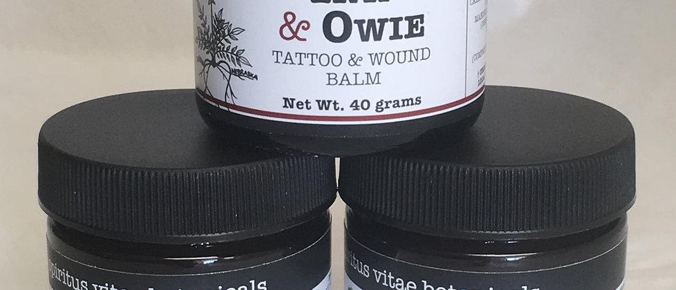 Ink & Owie