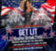 GET LIT party - Made with PosterMyWall (