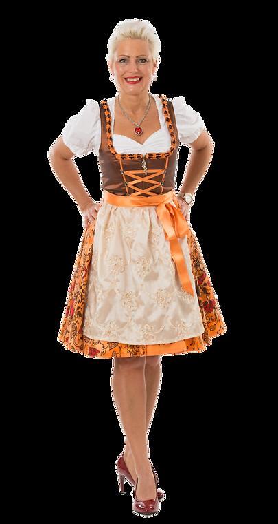 Ines Maier - Pippilotta Dirndl