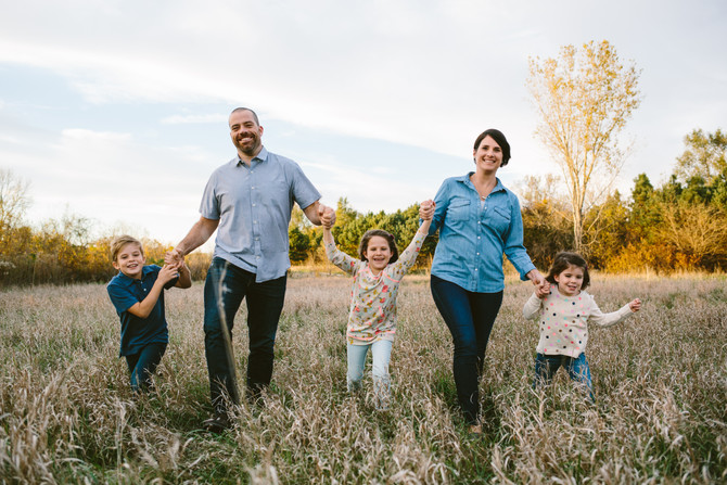 The Senkbiles // Nebraska Family Session