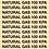 Thumbnail: NATURAL GAS 100 KPA - Gases Pipe Markers