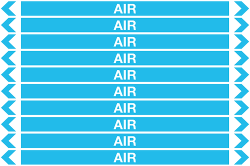AIR - Air Pipe Markers