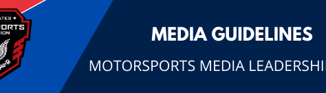 "USMA Motorsports Media Leadership Team Releases ""COVID-19 Guidelines for Motorsports Media"""