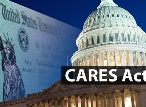 NEW PAYCHECK PROTECTION PROGRAM INCLUDED IN CARES ACT