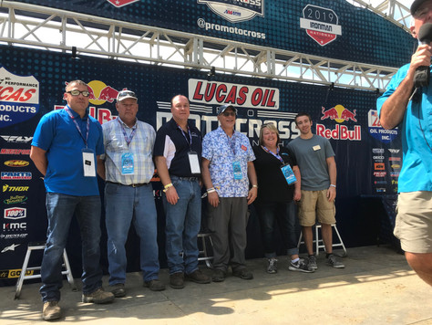 """USMA Heads to Indiana for Pro Motocross Finale; Town of Crawfordsville Renamed """"Moto Town"""""""
