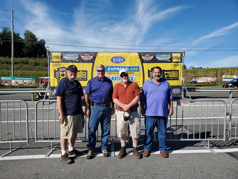 Maple Grove Raceway NHRA Nationals Recognized as one of the Largest Economic Sporting Events in Stat