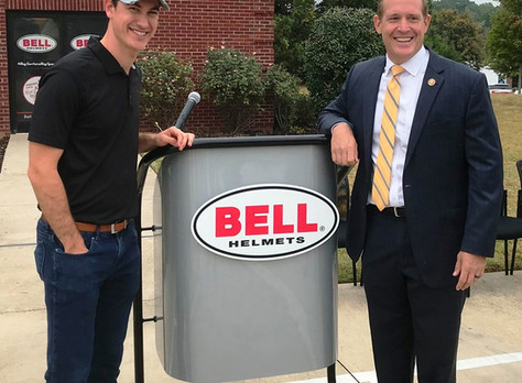 Bell Helmets Joins USMA SAVE GRASSROOTS RACING Campaign; Helmet Giveaway Program to Launch at PRI Sh