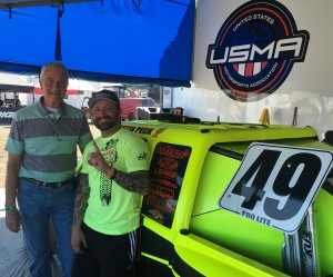 USMA Launches i-2 Campaign hosts Public Officials at Lucas Oil Off Road Series