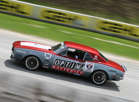 OPTIMA Batteries Helps Power SAVE GRASSROOTS RACING™ Campaign