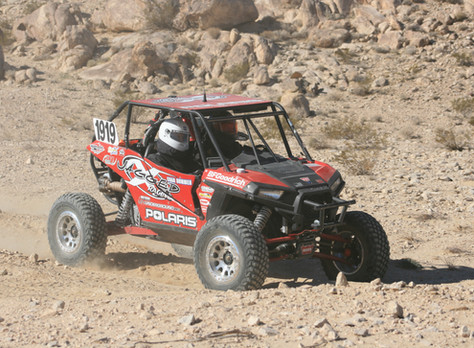 Polaris RZR Highlights SAVE GRASSROOTS RACING™ Campaign; United States Motorsports Association will