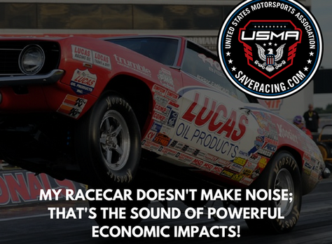 SAVE GRASSROOTS RACING Campaign GainsMomentum into2018