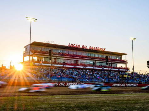 Lucas Oil Speedway Provides Over 28-Million Annually in Economic Impacts & Supports over 250 Jobs