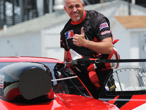 Keith Haney Joins United States Motorsports Association Leadership Council