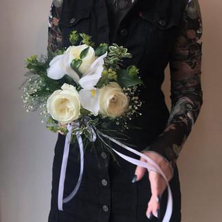 Small Flower Girl Bouquet