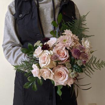 Medium Bridesmaid's bouquet