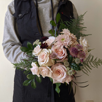 Medium Bridesmaid's bouquet