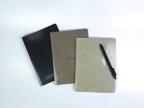 Rhodia Handsewn Notebook