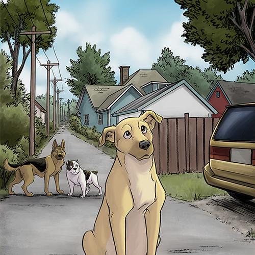 Luna Comic Series Promo