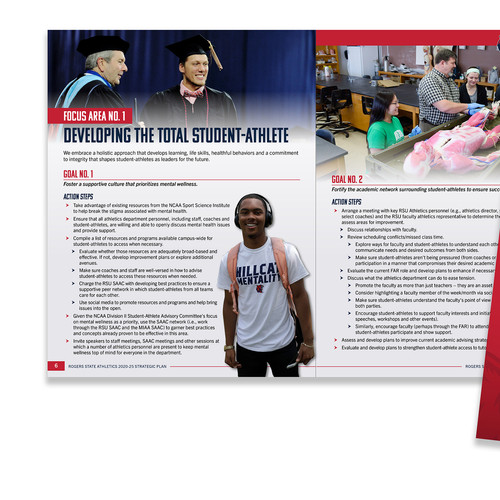 Rogers State University Athletics Strategic Plan