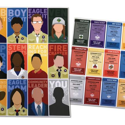 BSA Trading Cards