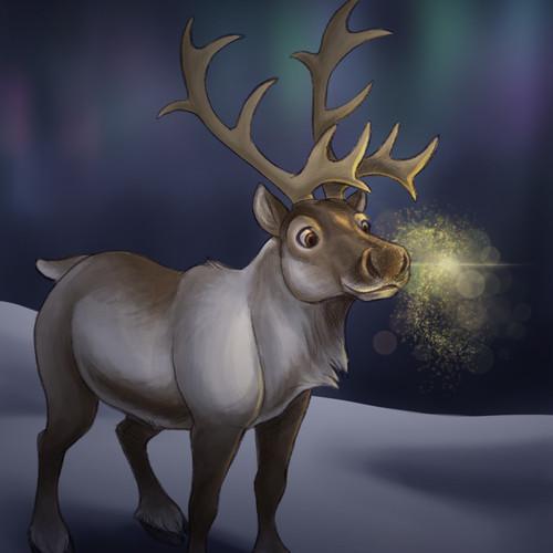 Christmas Reindeer 2020