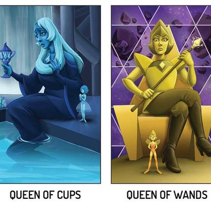 Diamond Tarot