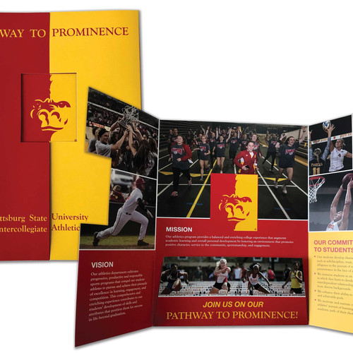 Pittsburg State University Folder
