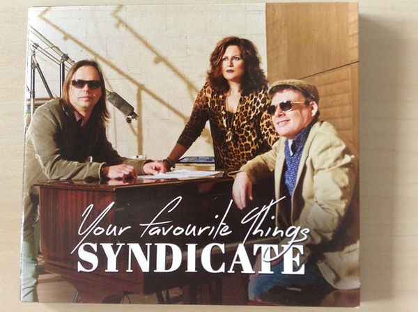 The New CD `Your Favourite Things`from The Syndicate