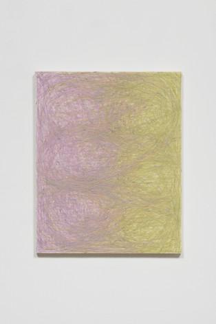 Untitled (Purple-Yellow Vibration)