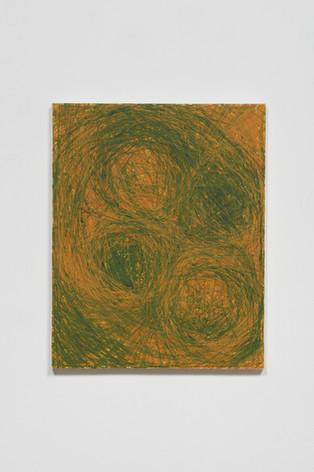 Untitled (Green-Yellow Vibration)