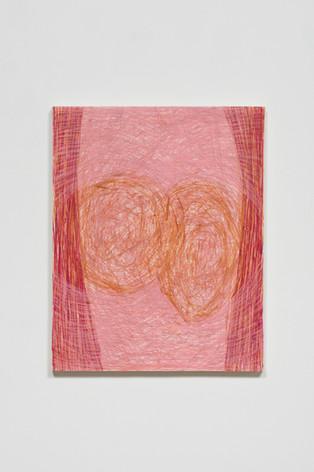 Untitled(Pink-Magenta-Orange Vibration)