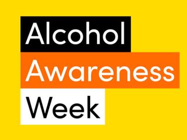 Alcohol Awareness Week 2020: Looking at Alcohol and Mental Health