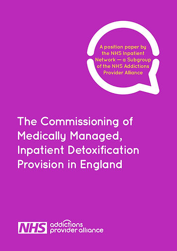 The Commissioning of Medically Managed,