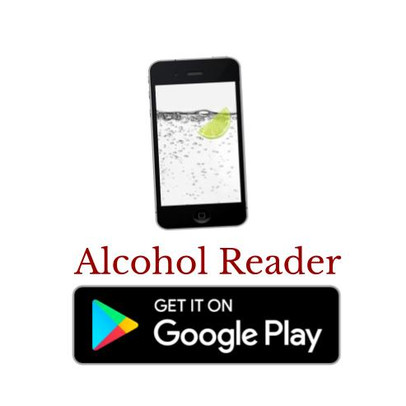 The Alcohol Reader App