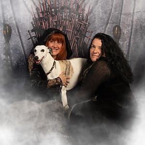 Themenshooting mit Daniela und Legolas (Games of Throne)