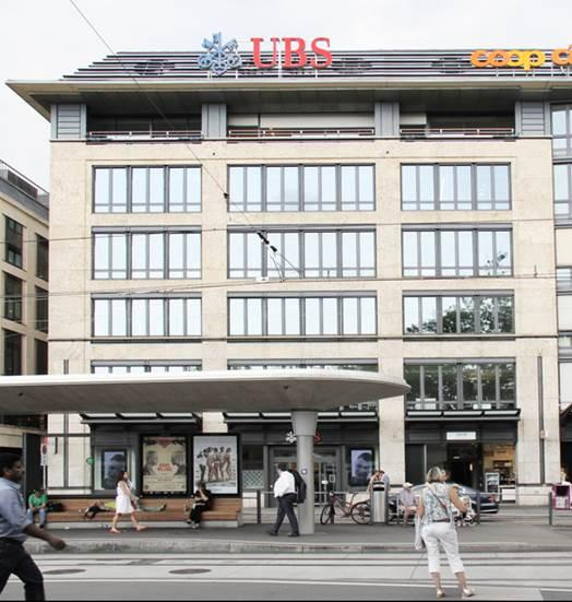 UBS Theaterstrasse