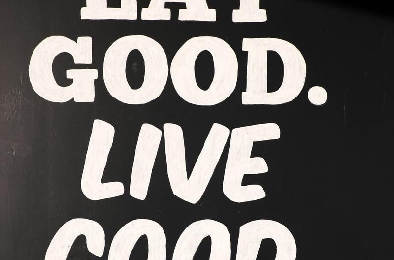 Eat Good. Live Good.
