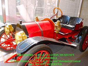 Crawford Auto Museum's 1910 Hupmobile on Motometercentral.com