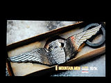 Eagle Motif Radiator Cap from American Pickers Show exposed on MotometerCentral.com