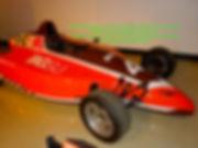 1993 BGSU Race Car on MotometerCentral.com