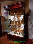 F. Clax Motometer Display Case of Oldest Motometers in existence on MotometerCentral™.com