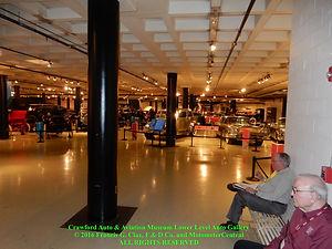 Crawford Museum's Lower Level on MotometerCentral.com