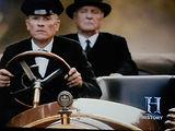 """False Representation Motometer on John Rockefeller's 1911 Mercer - """"Men Who Built America"""" TV series"""