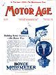Motor, Motor Age magazine, Boyce Moto-Meter, Motometer
