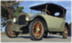 1917 Willys-Knight Overland Sedan