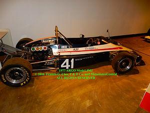 1977 Argo Model JM2 Race Car on MotometerCentral.com