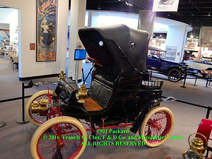 1901 Packard on MotometerCentral.com
