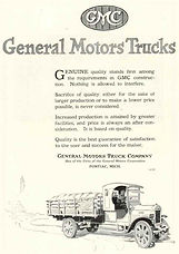 1920 GMC Truck Ad #2