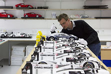Amalgam Fine Model Cars Attention to Detail